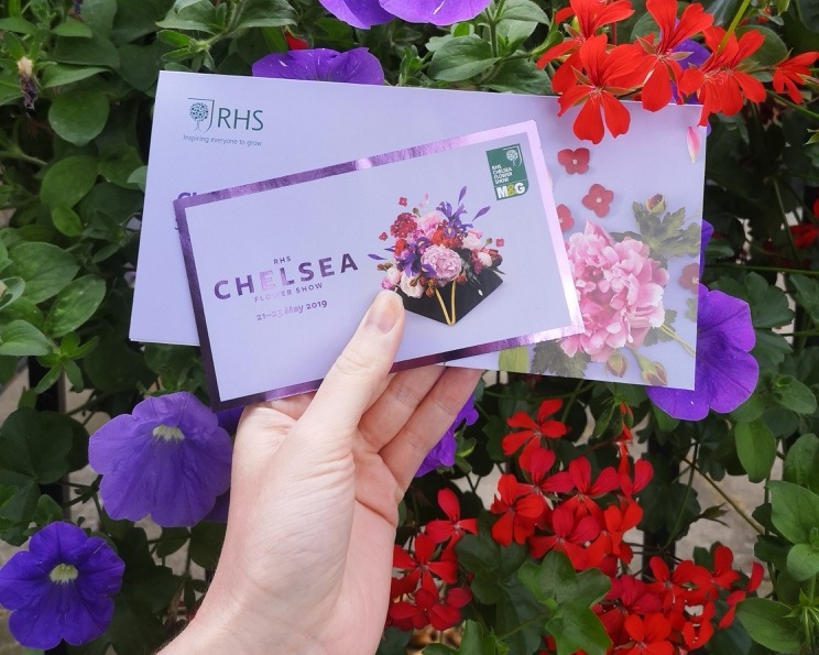 Chelsea Flower Show 2020.Rhs Chelsea Flower Show 2020 The Ticket Factory