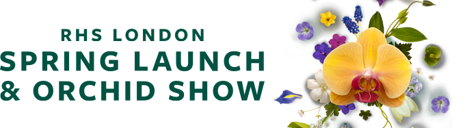 RHS London Launch and Orchid Show
